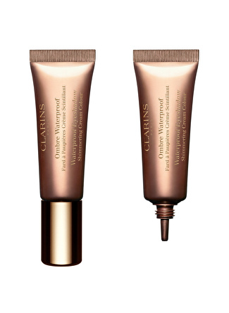 Clarins Waterproof Cream Eyeshadow 01 16 Göz Farı