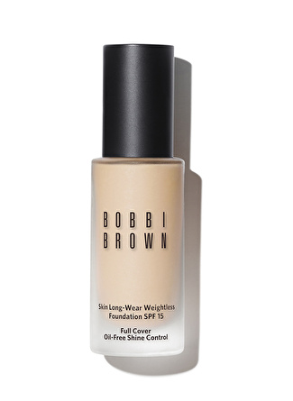 Bobbi Brown Skin Long-Wear Weightless Foundation SPF15 - Porcelain Fondöten