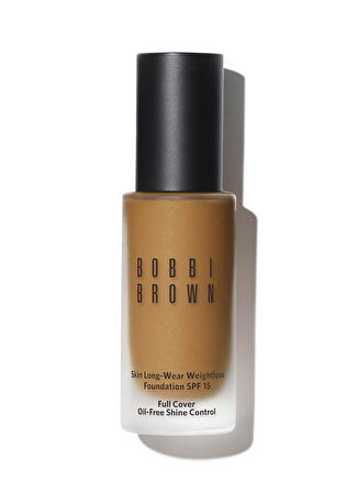 Bobbi Brown Skin Long-Wear Weightless Foundation SPF15 Warm Honey Fondöten