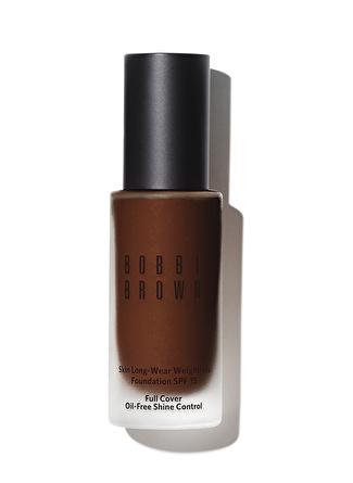 Bobbi Brown Skin Long-Wear Weightless Foundation SPF15 Chestnut Fondöten