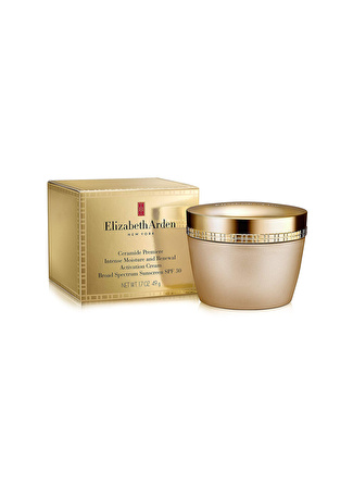 Elizabeth Arden Ceramide Premiere Intense Moisture And Renewal Activation Cream Spf 30 Pa++ 50 ml Nemlendirici