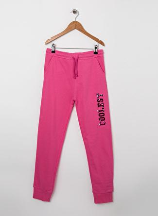 Pink&Orange Kız Çocuk Fuşya Sweatpant