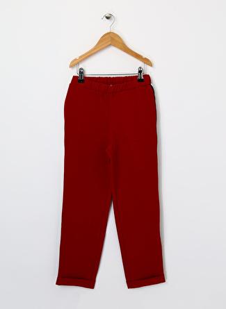 Pink&Orange Kız Çocuk Kırmızı Pantolon
