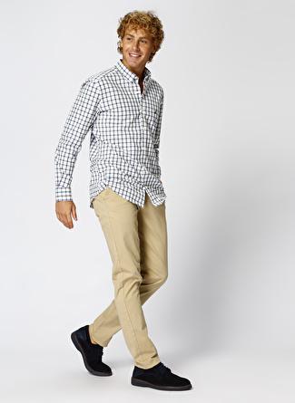 Dockers Clean Khaki Standard New Tapered - Stretch San Klasik Pantolon