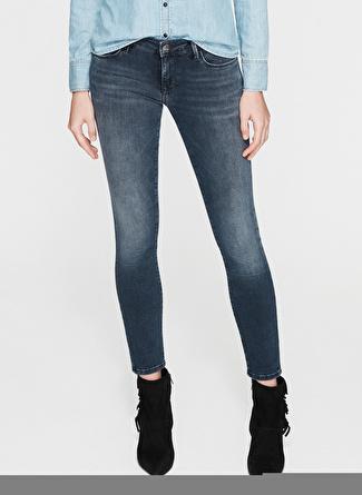 Mavi Serena Ankle Ink Tribeca Denim Pantolon
