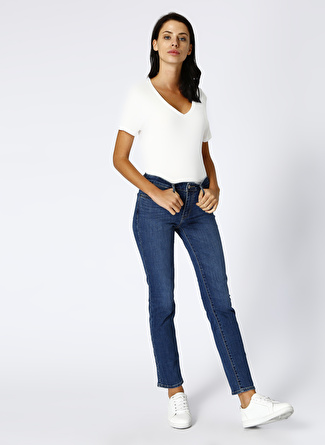 Levi's 712 Slim İndigo Denim Pantolon