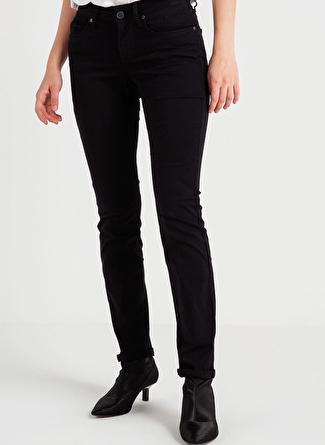 Mustang Siyah Denim Pantolon