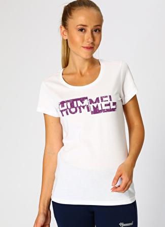 Hummel Beyaz T-Shirt
