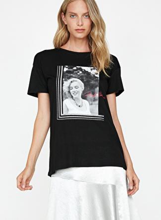 Koton Siyah T-Shirt