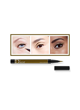 Christian Dior Diorshow On Stage Liner Waterproof - 466 Pearly Bronze Eyeliner