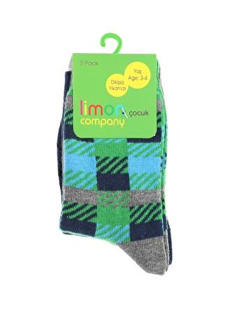 Limon Company 3'lü Spor Çorap
