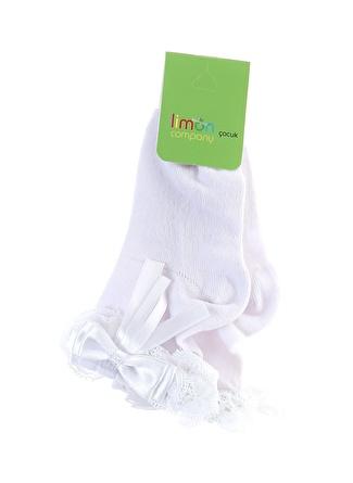 Limon Company Kız Çocuk Soket Çorap