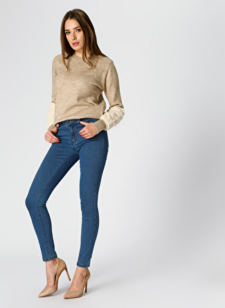Vero Moda Denim Pantolon