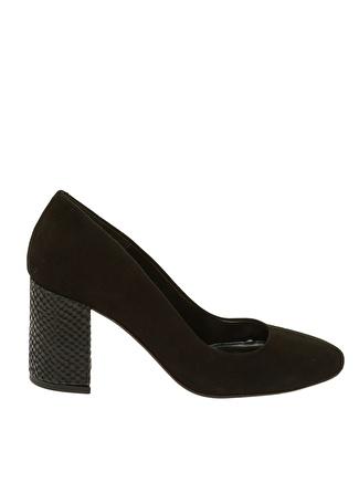 Dune Siyah Topuklu Ayakkabı