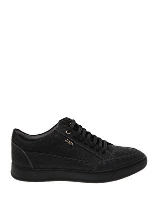 Zuma Erkek Füme Deri Klasik Ayakkabı
