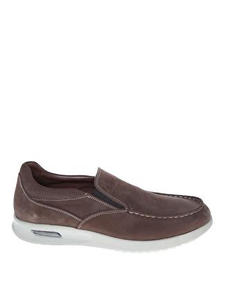 PENFORD Erkek Kahverengi Nubuk Günlük Ayakkabı