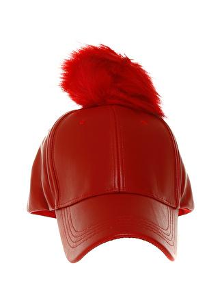 Fashion Friends Ponponlu Kırmızı Şapka
