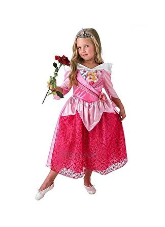 Sunman Oyuncak Dünyası Kız Çocuk Uyuyan Güzel Renkli Kostüm