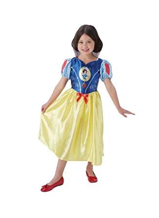 Sunman Oyuncak Dünyası Kız Çocuk Pamuk Prenses Renkli Kostüm