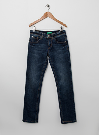Benetton Denim Pantolon