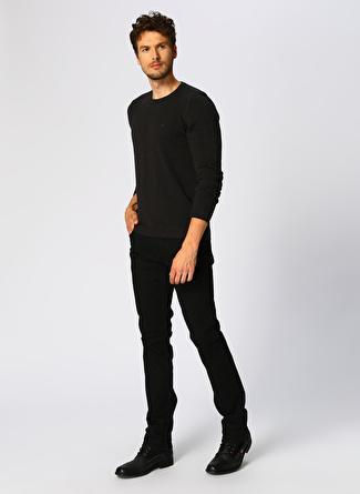 AVVA Siyah Denim Pantolon
