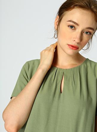 Naramaxx Yeşil Bluz