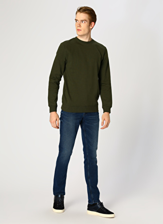 Only & Sons Lacivert Denim Pantolon