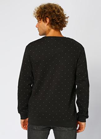 Only & Sons Desenli Antrasit Sweatshirt