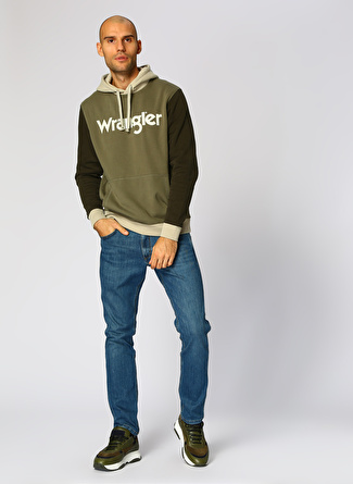 Lee & Wrangler W15Qw8203 Greensboro Denim Pantolon