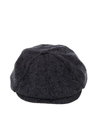Bay Şapkaci Yün Mix Kasket Şapka