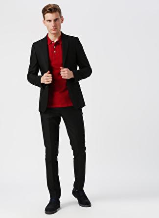 Fabrika Siyah Takım Elbise