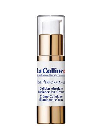 La Colline Eye Performance Absolute Radiance Eye Cream 15 ml Aydınlatıcı Göz Kremi