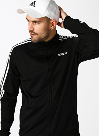 Adidas Essentials 3-Stripes Tricot Zip Ceket