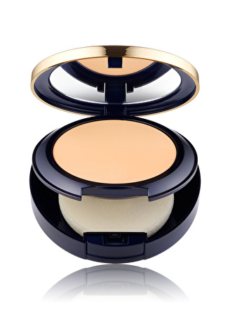 Estee Lauder Double Wear Stay In Place Matte Powder Foundation- 3W1 Tawny Kapatıcı