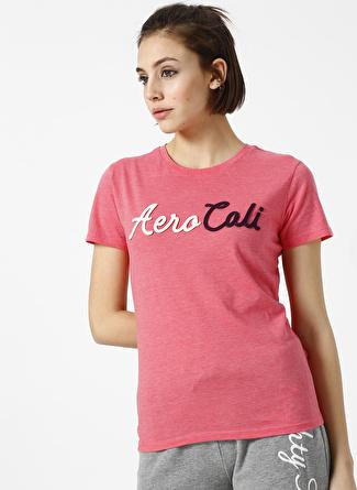 Aeropostale Pembe T-Shirt
