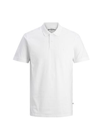 Jack & Jones 12136516 Beyaz T-Shirt