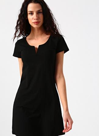 Aeropostale Siyah Elbise