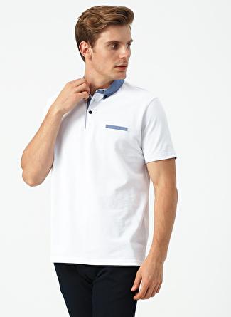 XL Beyaz Altınyıldız Classic Altinyildiz T-Shirt 5002396156004 Erkek Giyim T-shirt & Atlet