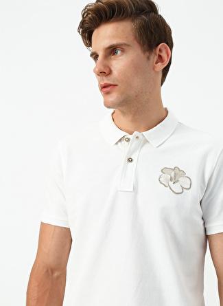 S Beyaz Altınyıldız Classic Altinyildiz T-Shirt 5002396165003 Erkek Giyim T-shirt & Atlet