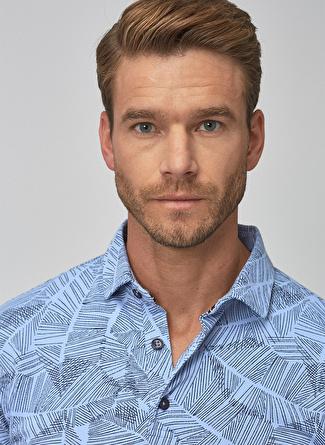2XL Mavi Altınyıldız Classic Altinyildiz T-Shirt 5002396166005 Erkek Giyim T-shirt & Atlet