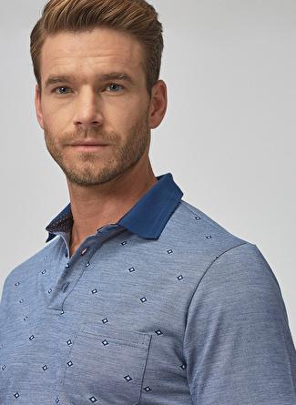 3XL Mavi Altınyıldız Classic Altinyildiz T-Shirt 5002396174001 Erkek Giyim T-shirt & Atlet