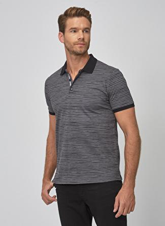 XL Siyah - Gri Altınyıldız Classic Altinyildiz T-Shirt 5002396187004 Erkek Giyim T-shirt & Atlet