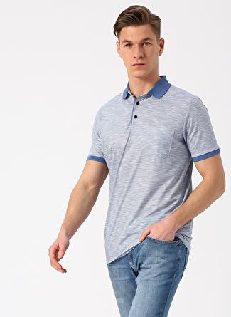 4XL Mavi Altınyıldız Classic Altinyildiz T-Shirt 5002396193002 Erkek Giyim T-shirt & Atlet