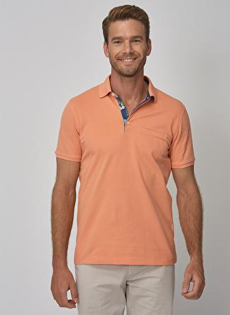 L Açık Somon Altınyıldız Classic Altinyildiz T-Shirt 5002396208001 Erkek Giyim T-shirt & Atlet