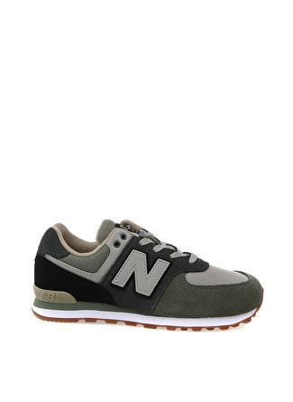 37.5 Erkek Yeşil New Balance Günlük Ayakkabı 5002396242004 Çocuk