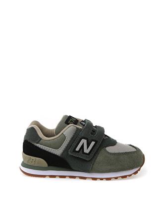 27.5 Erkek Yeşil New Balance Günlük Ayakkabı 5002396259005 Çocuk Bebek
