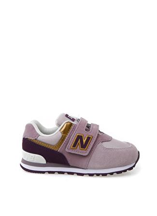 25 Kadın Mor New Balance Günlük Ayakkabı 5002396262003 Çocuk