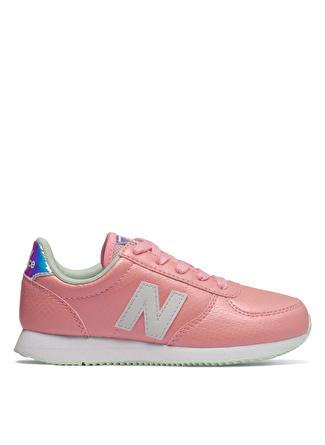 38.5 Kadın Pembe New Balance Günlük Ayakkabı 5002396279006 Çocuk