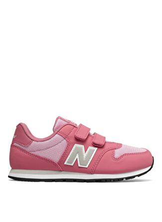 33.5 Kadın Pembe New Balance Günlük Ayakkabı 5002396288005 Çocuk