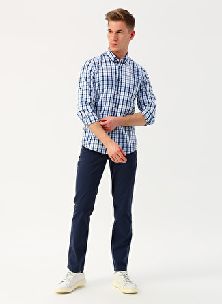 34-30 Lacivert Beymen Business Klasik Pantolon 5002396308002 Erkek Giyim